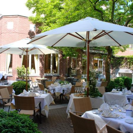 Stanhope Hotel: Garden Square