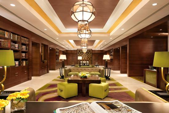 Raffles Makkah Palace: Business Centre - Lounge