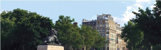 Hotel du Lion : Exterior