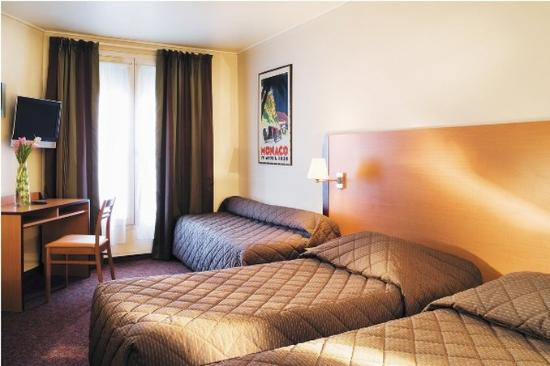 Hotel du Lion : Room1