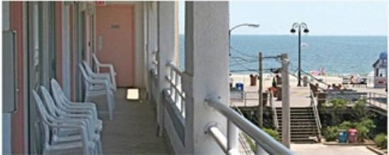 Wild Dunes Inn: WIld DUnes Balcony