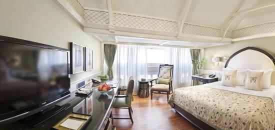 The Taj Mahal Palace: Taj Club Room