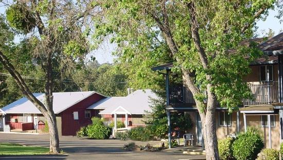 The Jackson Lodge : Hotelcottage