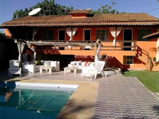 Guest House Marilay Buzios : Exterior
