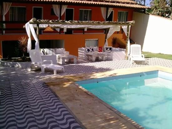 Guest House Marilay Buzios : Maral Pool