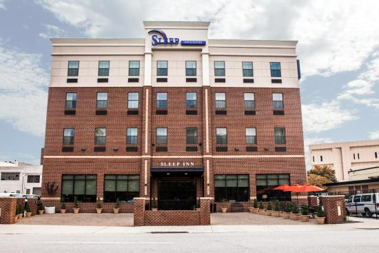 Sleep Inn & Suites Downtown Inner Harbor: Md Exterior