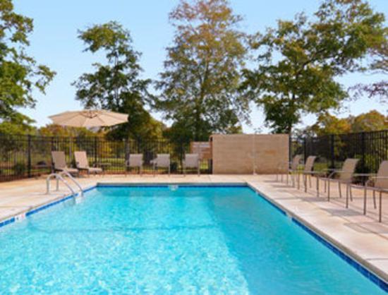 Microtel Inn & Suites by Wyndham Ozark: Pool