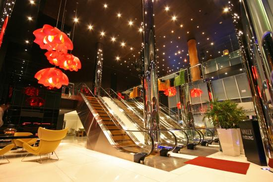 Manrey Boutique Hotel: Manrey Lounge