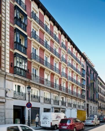 Hotel Catalonia Plaza Mayor: Catalonia Plaza Mayor Fachada