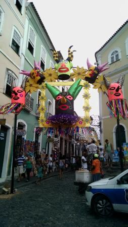 Hostel Pousada Pais Tropical : Precarnaval. Emocionante!!