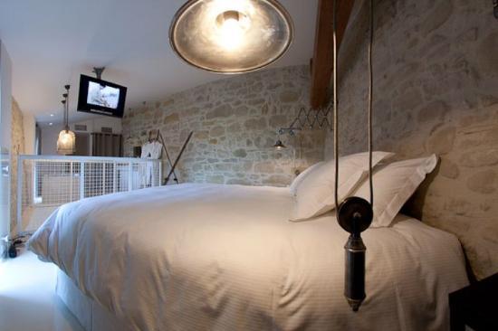 Hostellerie du Chateau de La Pomarede: Suite