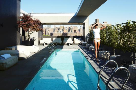 โรงแรมอเมริกาโน: Pool