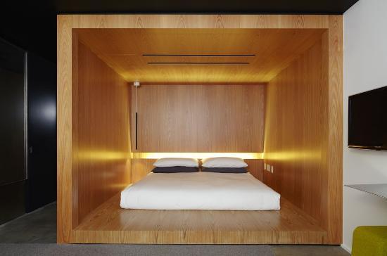 โรงแรมอเมริกาโน: Uptown Studio Suite