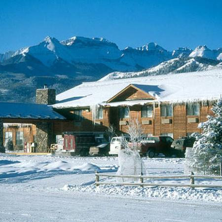 Ridgway-Ouray Lodge & Suites : Exterior (OpenTravel Alliance - Exterior view)