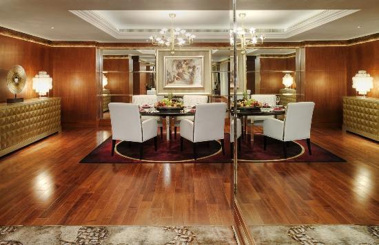 The Meydan Hotel: Suite