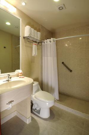 Coahuila, México: Bathroom