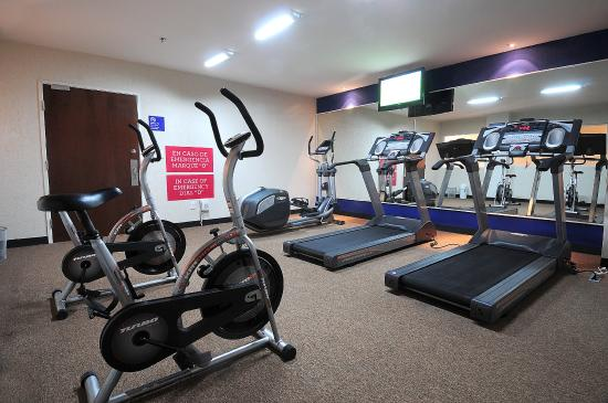Coahuila, Mexico: Fitness Room