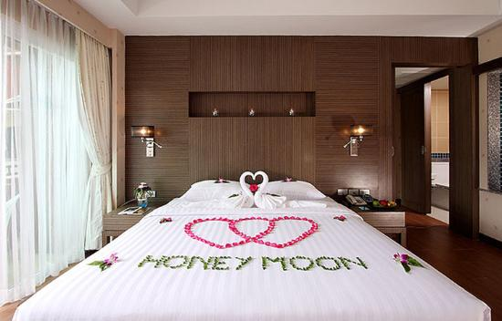 Blue Ocean Resort: Junior Suite Honeymoon