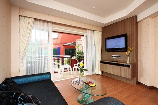 Blue Ocean Resort: Junior Suite
