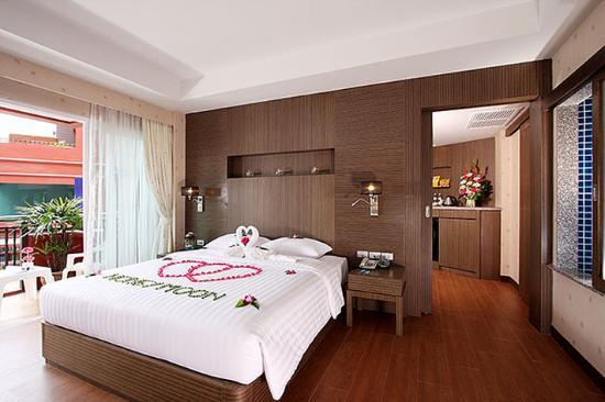 Blue Ocean Resort : Junior Suite Honeymoon