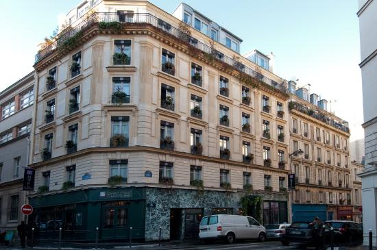 Grand Hotel Saint-Michel: Exterior