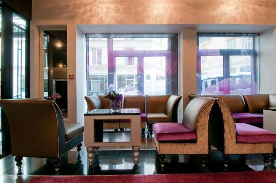 Grand Hotel Saint-Michel: Lounge
