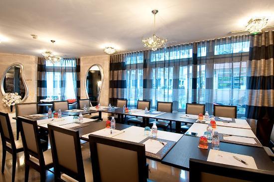 Grand Hotel Saint-Michel: Meeting Room