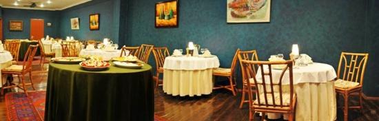 Betsy's Hotel: Dining Room