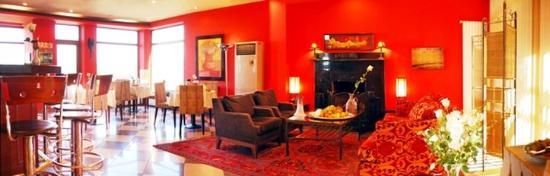Betsy's Hotel: Lobby