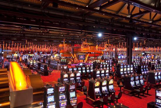 Casino floor picture of sands casino resort bethlehem for The floor show bethlehem pa