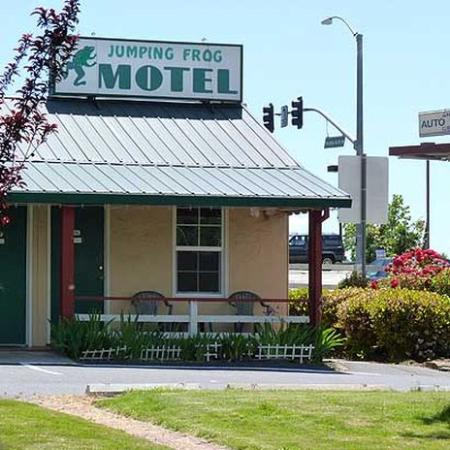 Jumping Frog Motel: Exterior (OpenTravel Alliance - Exterior view)