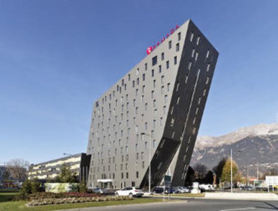 Welcome to the Ramada Innsbruck Tivoli