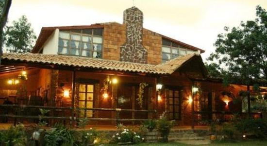 Hotel Hacienda Coyotes: Exterior Cabanagrande