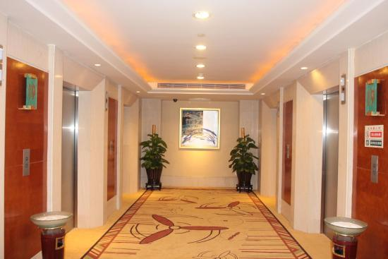 Shenzhenair International Hotel: Interior