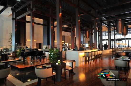 Dongyuan County, Kina: Lobby Bar