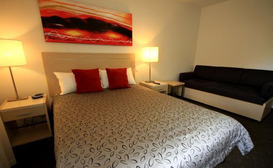 Jephson Hotel: Standard Room