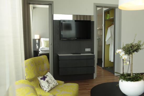 Radisson Blu Hotel Uppsala: Suite