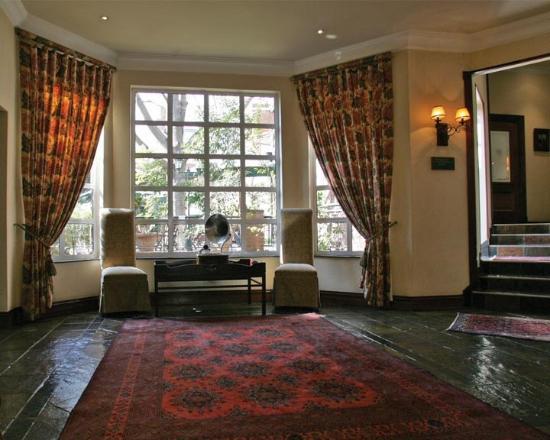 Faircity Quatermain Hotel: Lobby