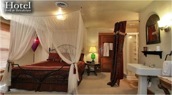Avenue Hotel Bed and Breakfast: Header Osage