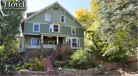Avenue Hotel Bed and Breakfast: Header Home