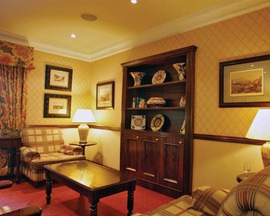 Faircity Quatermain Hotel: Lounge