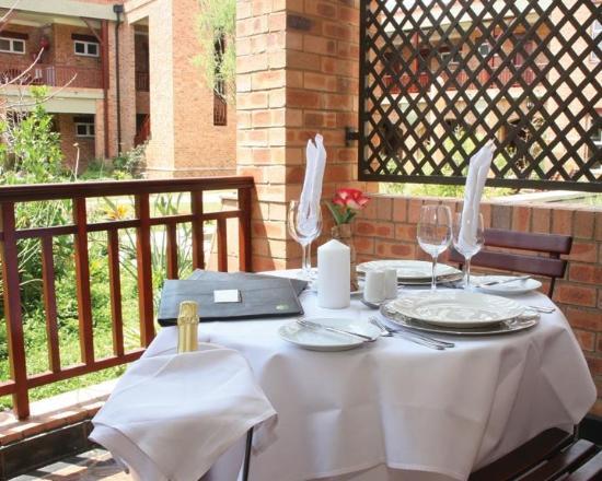 Faircity Quatermain Hotel: Restaurant