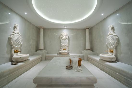 CVK Hotels Taksim : Turkish Bath