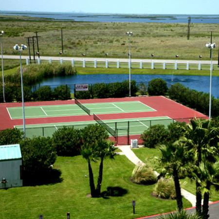 Port Royal Ocean Resort & Conference Center: Port Royal Tennis