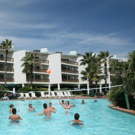 Port Royal Ocean Resort & Conference Center: Waterpolo