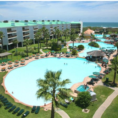 Port Royal Ocean Resort & Conference Center: Overhead Pool