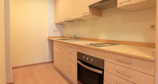 Apartamentos Aura Park Sud: COCINA