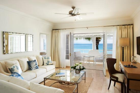 Belmond La Samanna: La Samanna One Bedroo Beachfront Suite