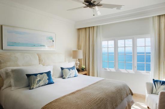 Belmond La Samanna: Deluxe ocean view room