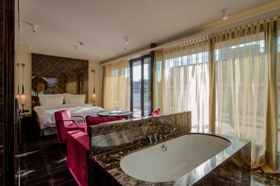 Hotel Lamée: Suite